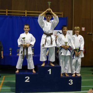 Une troisième place pour Arnaud Hilbert