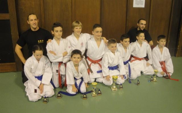 club karate evere