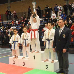 Un titre et deux podiums au CHAMPIONNAT DE Belgique