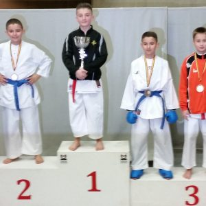 2 podiums au Belgian Open