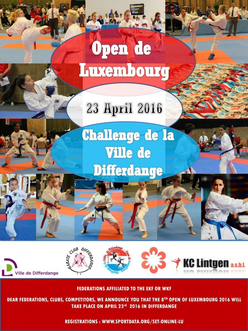Open du Luxembourg – 2016