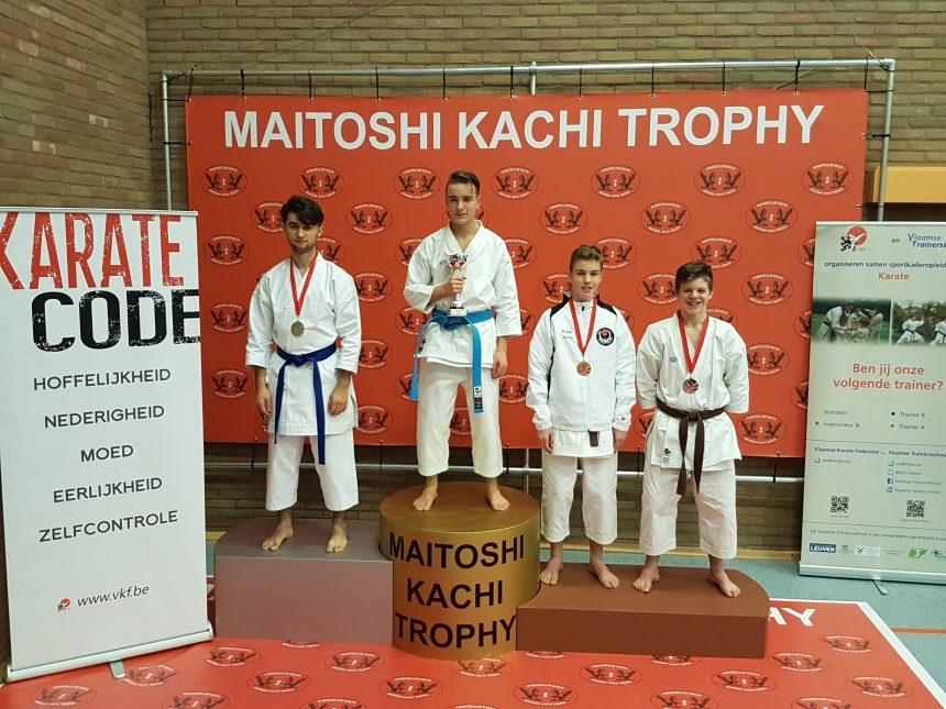Maitoshi Kachi Trophy