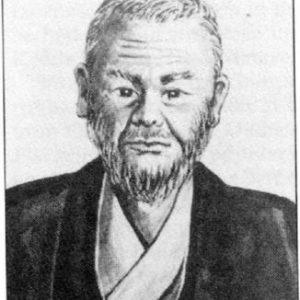 Anko Itosu 糸洲 安恒