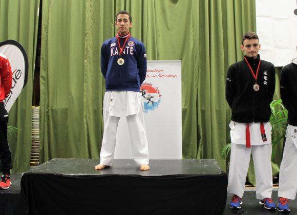 Quatre podiums pour les frères Zenelaj