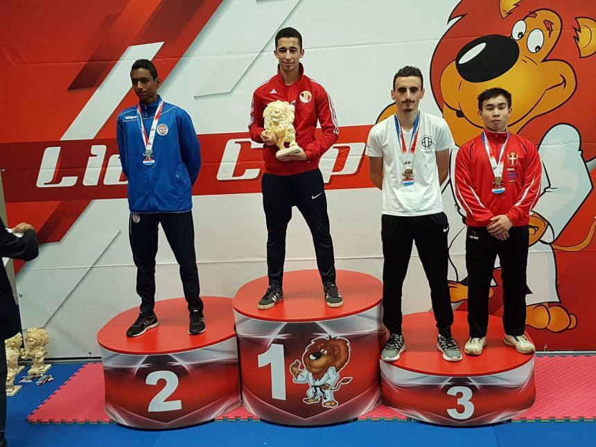 Deux podiums au Luxembourg