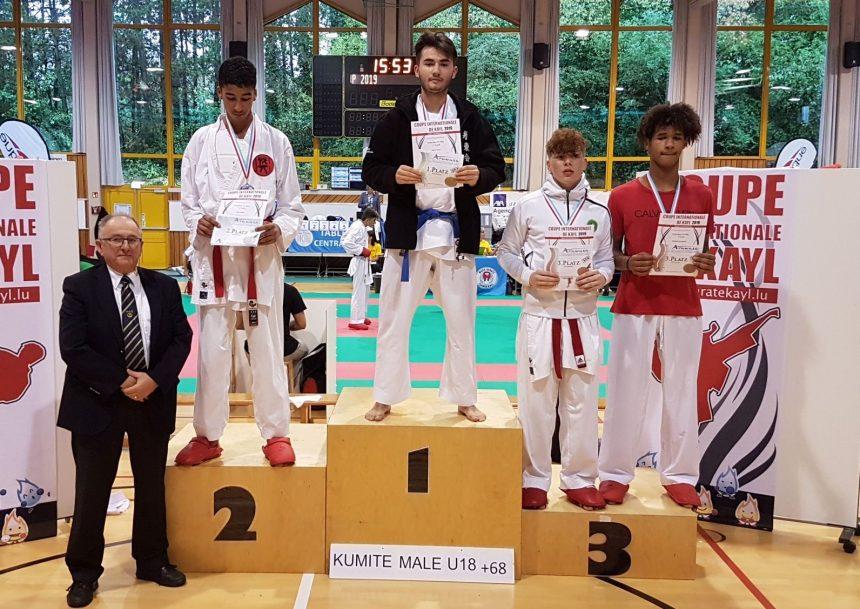 Valon Demiri remporte la Coupe de Kayl