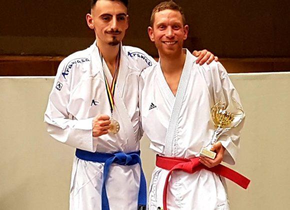 Liridon Zenelaj est Vice-champion de Belgique
