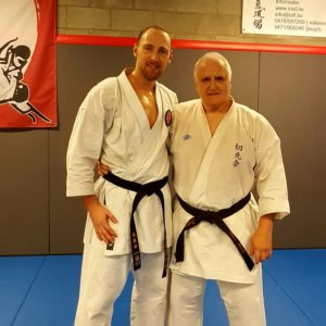 Stage Kissaki-Kai sous la direction de Vince Morris